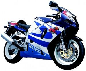 Suzuki Gsx-R animée VU autrement !