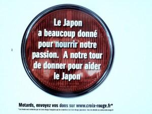 Solidarité Motarde pour le Japon