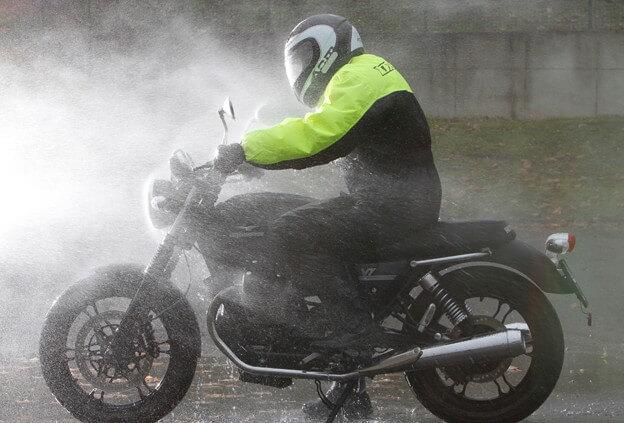 Moto état des lieux !