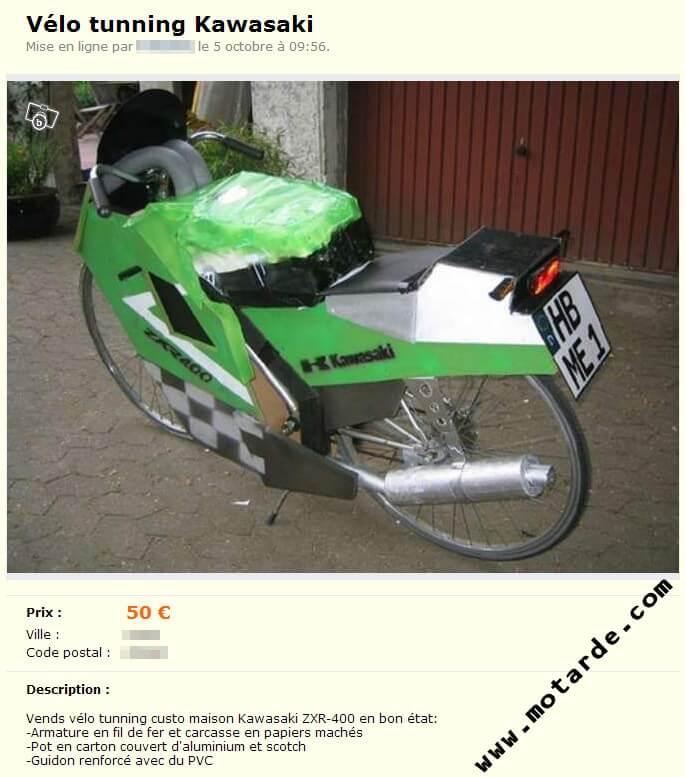 Kawasaki Full Tuning