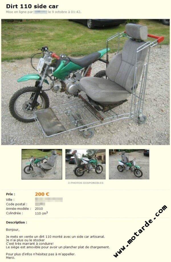 Moto Tuning Boncoin