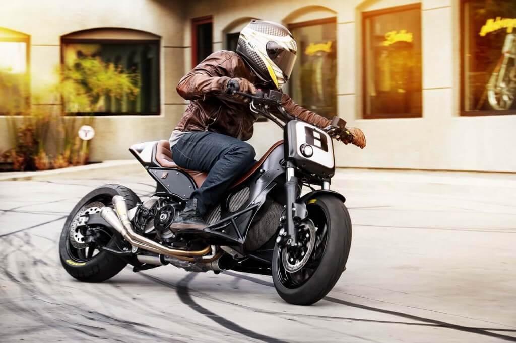 Blouson Moto Scooter