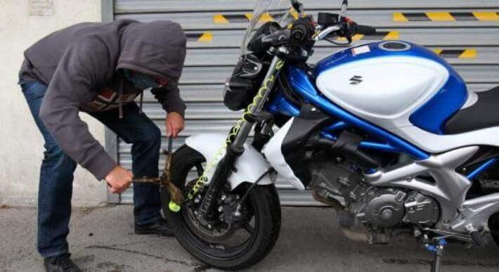 apllication contre vol moto