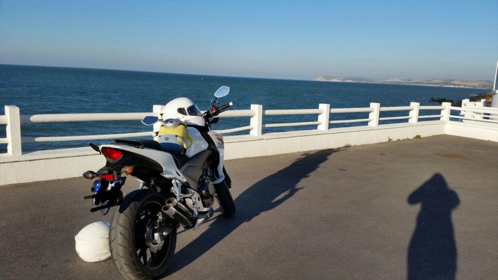 Moto Dunkerque Flavie