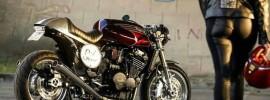 la moto féminine