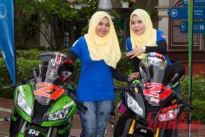 Femme, Islam, Moto : Compatibilité ?