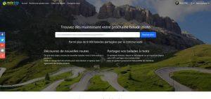 Moto-Trip se renouvelle avec une nouvelle version de son site internet